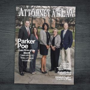 Attorney at Law Magazine NC Triangle Vol. 4 No. 3
