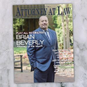 Attorney at Law Magazine NC Triangle Vol. 4 No. 4