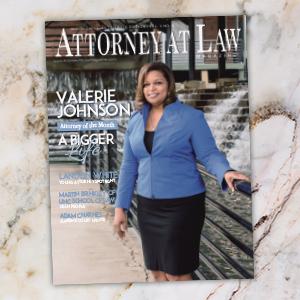 Attorney at Law Magazine NC Triangle Vol. 4 No. 5