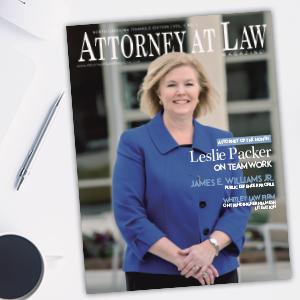 Attorney at Law Magazine NC Triangle Vol. 5 No. 1