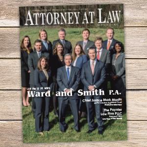 Attorney at Law Magazine NC Triangle Vol. 5 No. 2