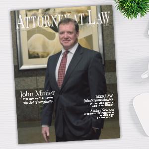 Attorney at Law Magazine NC Triangle Vol. 5 No. 3