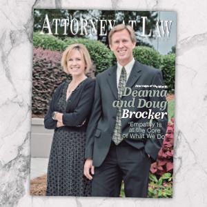 Attorney at Law Magazine NC Triangle Vol. 5 No. 4