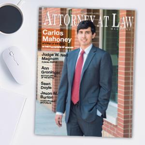 Attorney at Law Magazine NC Triangle Vol. 5 No. 5