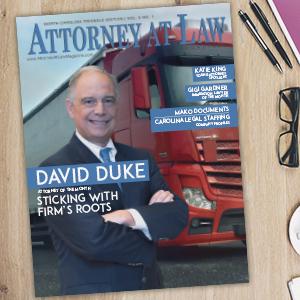 Attorney at Law Magazine NC Triangle Vol. 6 No. 1