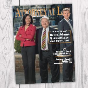 Attorney at Law Magazine NC Triangle Vol. 6 No. 2