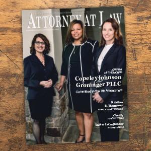 Attorney at Law Magazine NC Triangle Vol. 6 No. 3