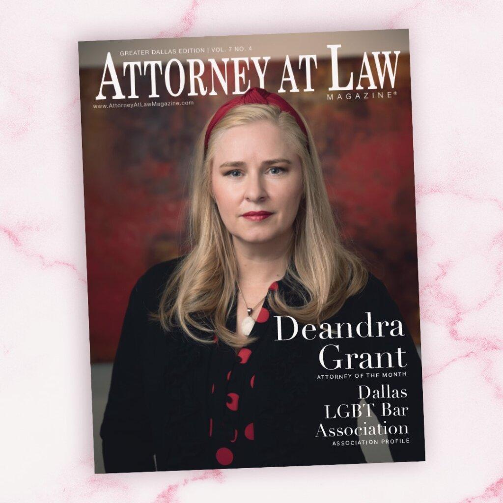 Attorney at Law Magazine Dallas Vol. 7 No. 4