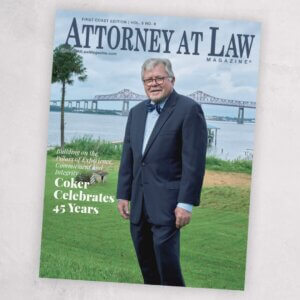 Attorney at Law Magazine First Coast Vol. 5 No. 6