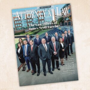 Attorney at Law Magazine First Coast Vol. 8 No. 4