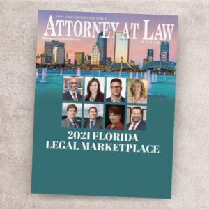 Attorney at Law Magazine First Coast Vol. 6 No. 1