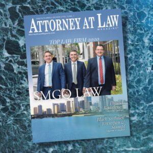 Attorney at Law Magazine Palm Beach Vol. 9 No. 1