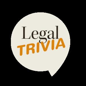 Legal Trivia