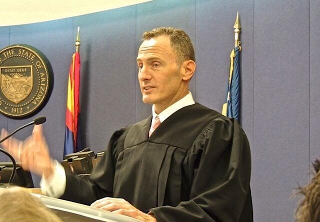 Superior Court Judge James D. Smith | Photo courtesy of Sharon Anck