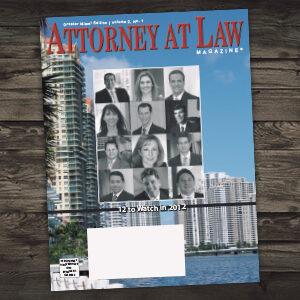 Attorney at Law Magazine Miami Vol. 2 No. 1