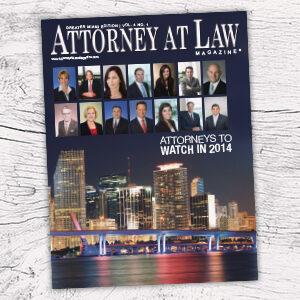 Attorney at Law Magazine Miami Vol. 4 No. 1