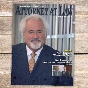 Attorney at Law Magazine Miami Vol. 4 No. 3
