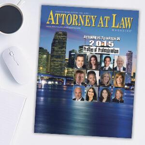 Attorney at Law Magazine Miami Vol. 5 No. 1