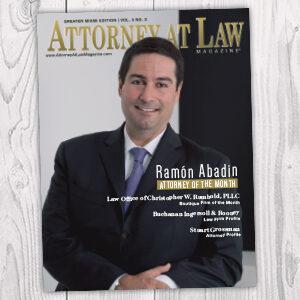 Attorney at Law Magazine Miami Vol. 5 No. 3