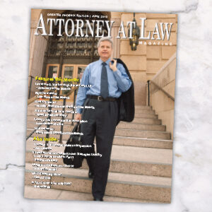 Attorney at Law Magazine Phoenix June 2010