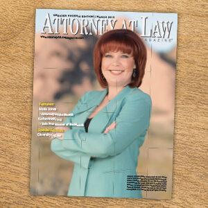 Attorney at Law Magazine Phoenix March 2013