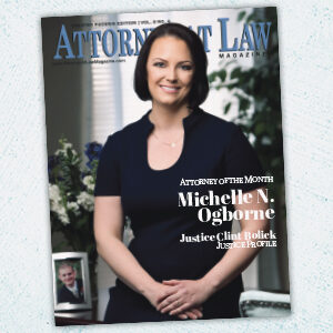 Attorney at Law Magazine Phoenix Vol. 8 No. 4
