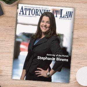 Attorney at Law Magazine Phoenix Vol. 8 No. 5