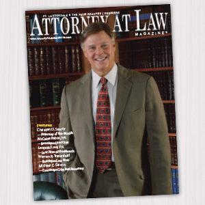 Attorney at Law Magazine Palm Beach Premiere