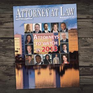 Attorney at Law Magazine Palm Beach Vol. 2 No. 1
