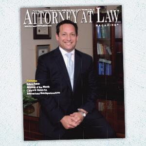Attorney at Law Magazine Palm Beach Vol. 2 No. 3