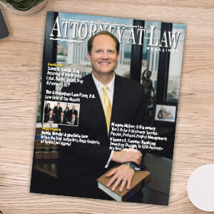 Attorney at Law Magazine Palm Beach Vol. 2 No. 4