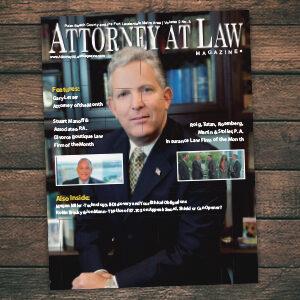 Attorney at Law Magazine Palm Beach Vol. 2 No. 5