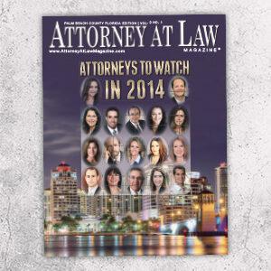 Attorney at Law Magazine Palm Beach Vol. 3 No. 1