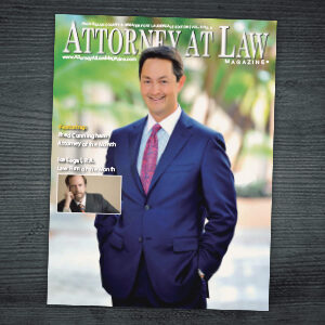 Attorney at Law Magazine Palm Beach Vol. 3 No. 3
