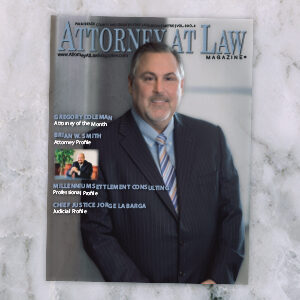 Attorney at Law Magazine Palm Beach Vol. 3 No. 4