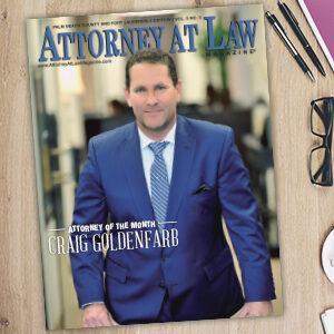 Attorney at Law Magazine Palm Beach Vol. 5 No. 2