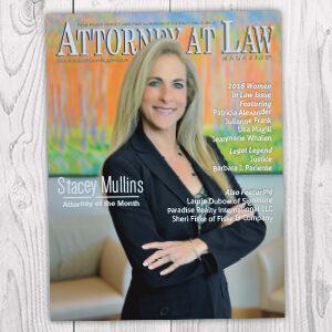 Attorney at Law Magazine Palm Beach Vol. 5 No. 3