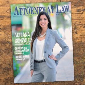 Attorney at Law Magazine Palm Beach Vol. 6 No. 1