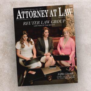 Attorney at Law Magazine San Antonio Vol. 3 No. 1