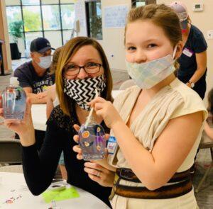 Kids for Kindness volunteers