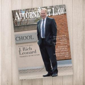 Attorney at Law Magazine NC Triangle Vol. 9 No. 2