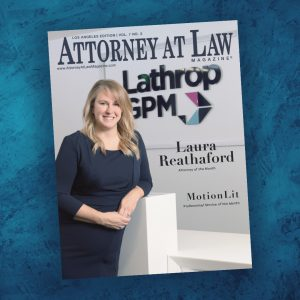 Attorney at Law Magazine Los Angeles Vol. 7 No. 2