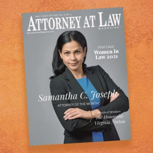 Attorney at Law Magazine First Coast Vol. 6 No. 3