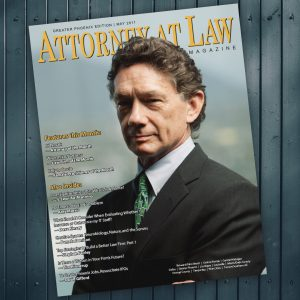 Attorney at Law Magazine Phoenix May 2011