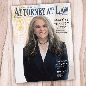 Attorney at Law Magazine NC Triangle Vol. 9 No. 3