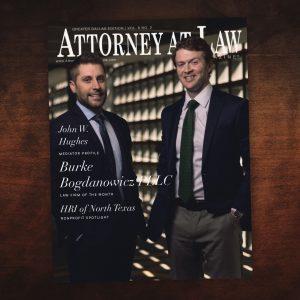 Attorney at Law Magazine Dallas Vol. 8 No. 2
