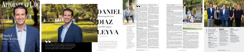 Daniel DIaz Leyva story
