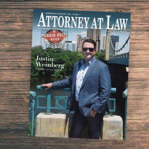 Attorney at Law Magazine Minnesota Vol. 10 No. 7