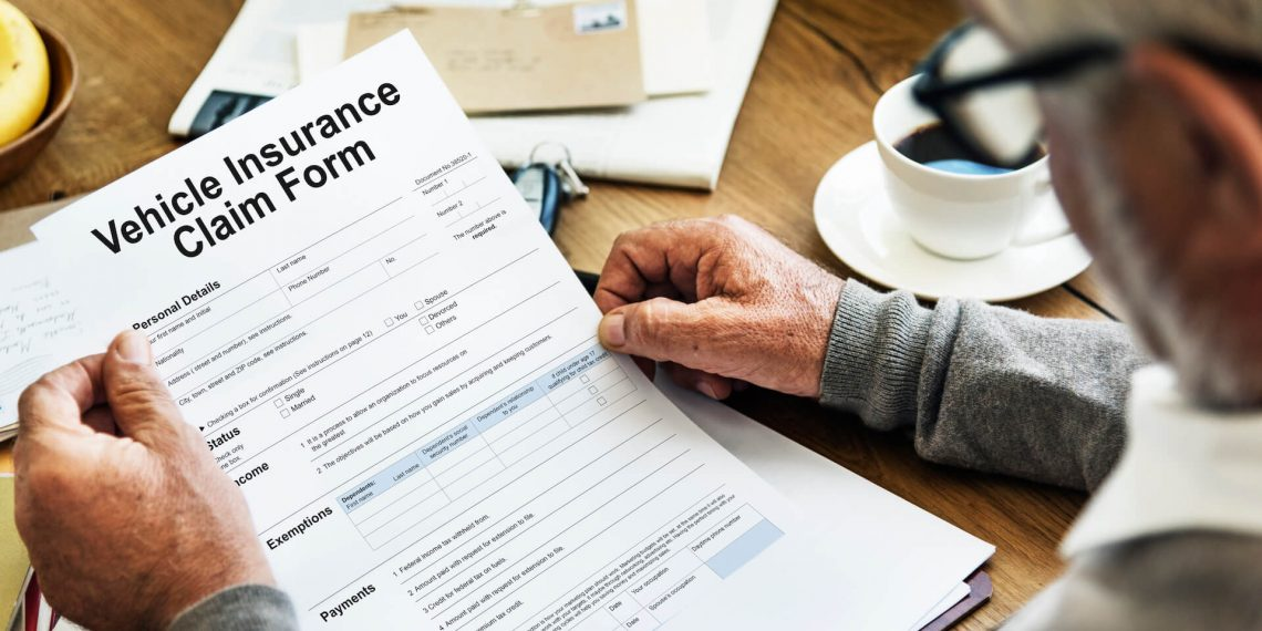appeal denied auto insurance claim