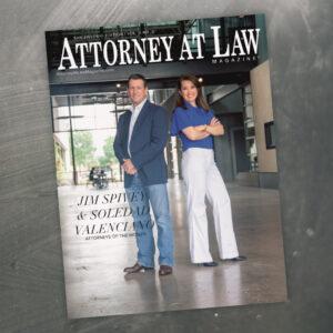 Attorney at Law Magazine San Antonio Vol. 3 No. 2